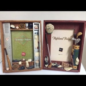 Other - Sport theme photo frames